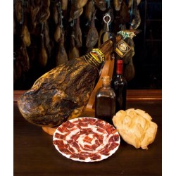 Iberian Ham of Jabugo Black Label