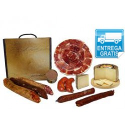 Iberian Acorn Gourmet Lot and selection cheese