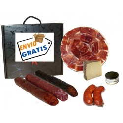 Iberian Gourmet Lot and selection cheese